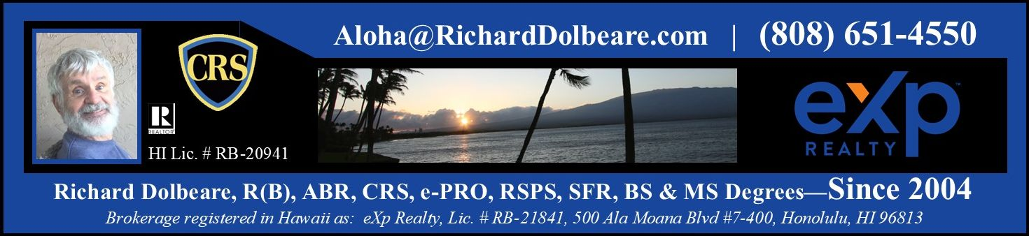 Richard Dolbeare logo banner